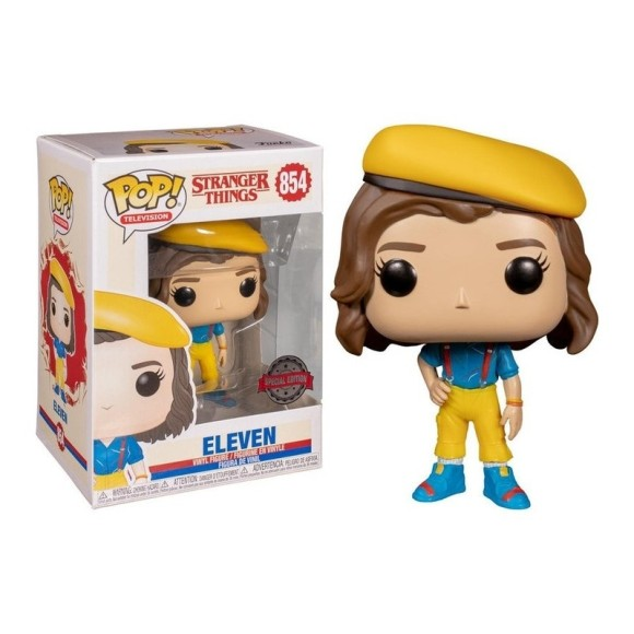 POP ELEVEN (SPECIAL EDITION) 854 STRANGER THINGS - FUNKO