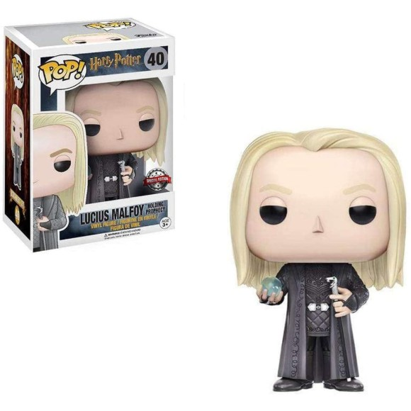 POP LUCIUS MALFOY (SPECIAL EDITION) 40 HARRY POTTER - FUNKO