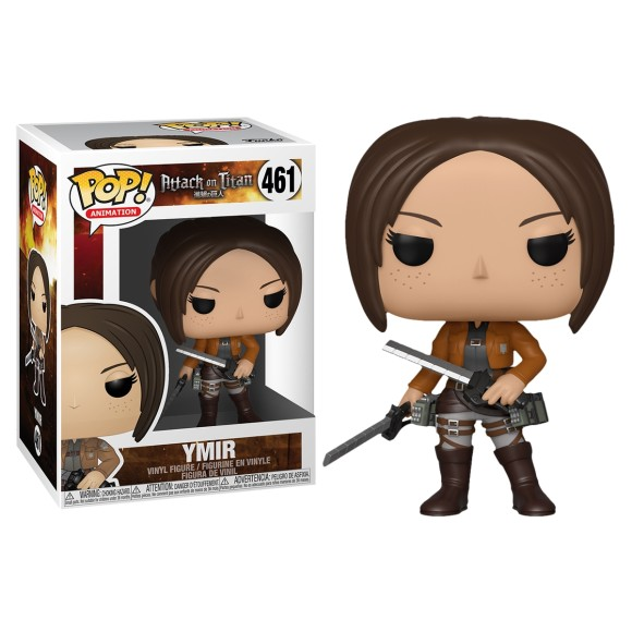 POP YMIR 461 ATTACK ON TITAN - FUNKO