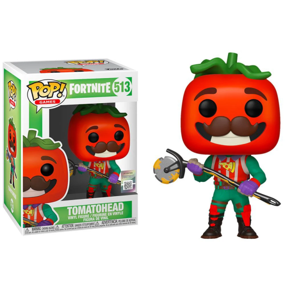 POP TOMATOHEAD 513 FORTNITE - FUNKO