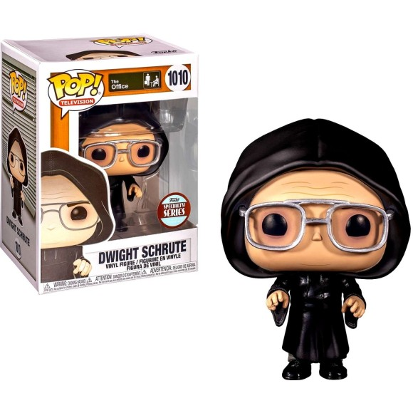 POP DWIGHT SCHRUTE (SPECIALTY SERIES) 1010 THE OFFICE - FUNKO