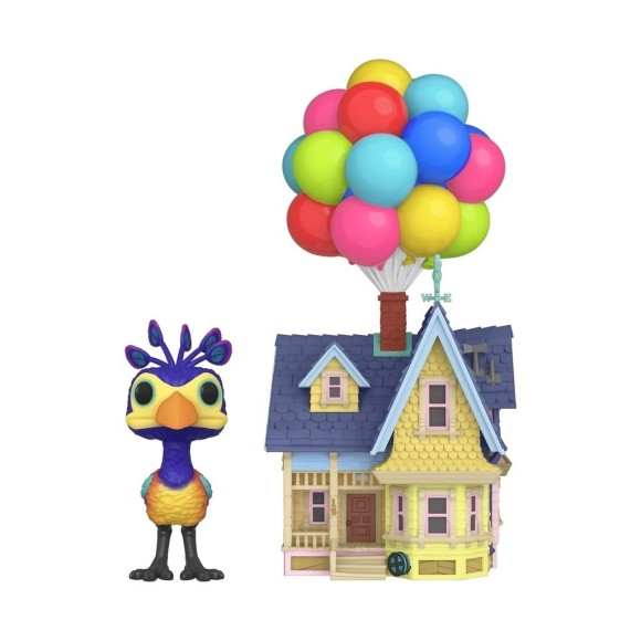 POP KEVIN WITH UP HOUSE 05 *EX COMIC CON* TOWN - FUNKO