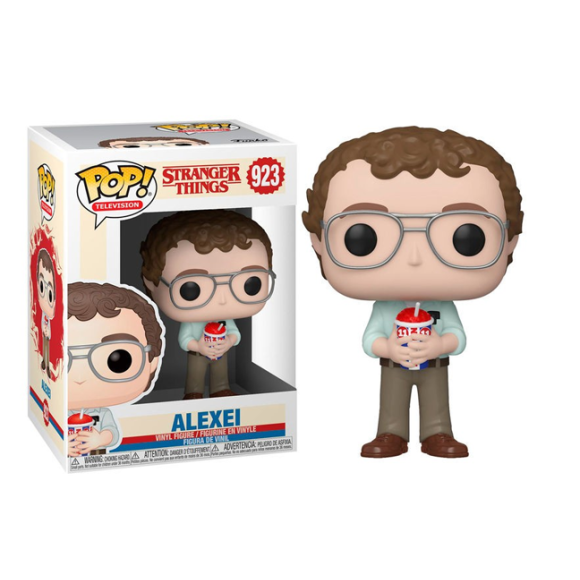 POP ALEXEI 923 STRANGER THINGS - FUNKO