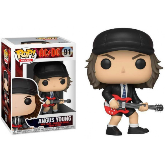 POP ANGUS YOUNG 91 AC/DC - FUNKO