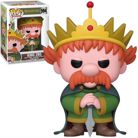 POP KING ZOG 594 DISENCHANTMENT - FUNKO