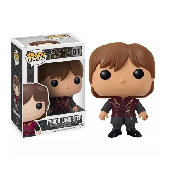 POP TYRION LANNISTER GAME OF THRONES 01 - FUNKO