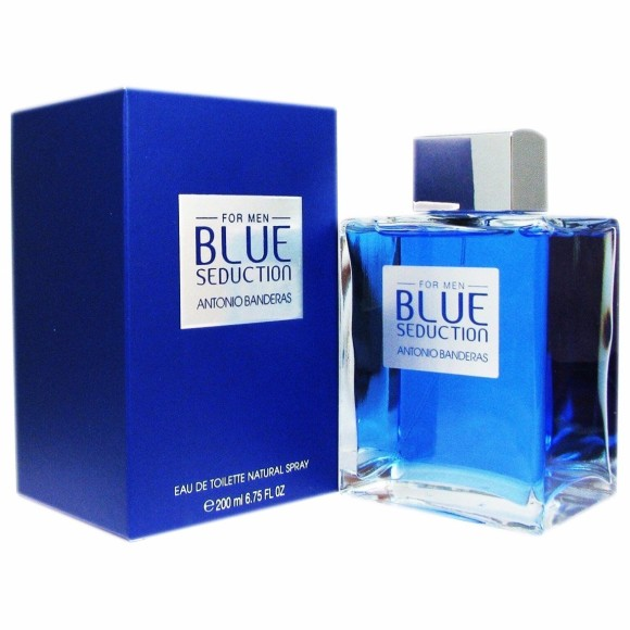 BLUE SEDUCTION FOR MEN 200ML - ANTONIO BANDERAS