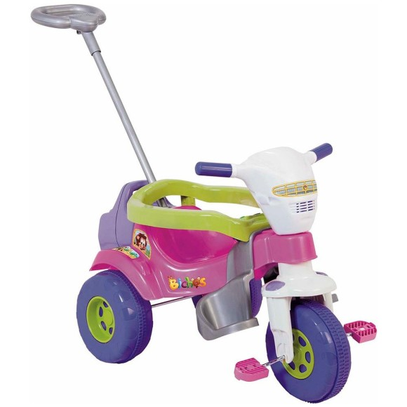 TICO TICO BICHOS ROSA - MAGIC TOYS