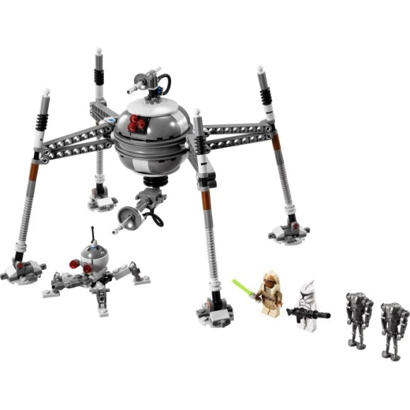 HOMING SPIDER DROID - LEGO