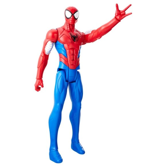 SPIDER MAN TITAN WEB WARRIORS SORTIDO 30 CM B9710 - HASBRO