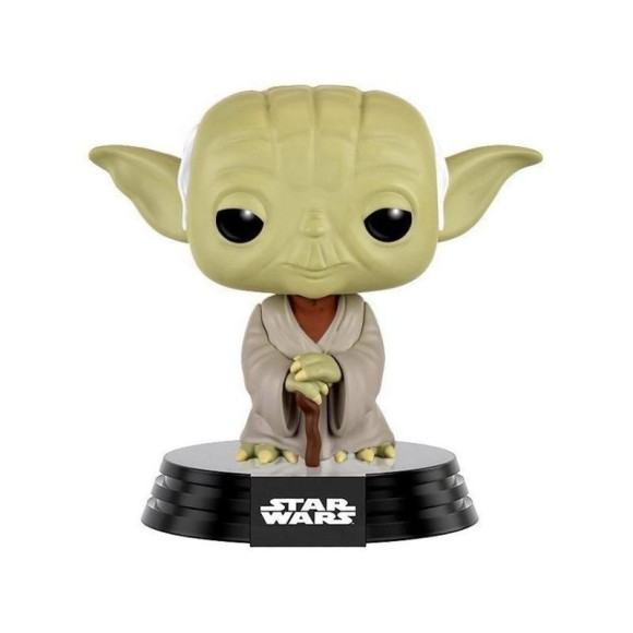 POP DAGOBAH YODA STAR WARS 124 - FUNKO