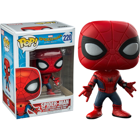POP SPIDER MAN  220 - FUNKO