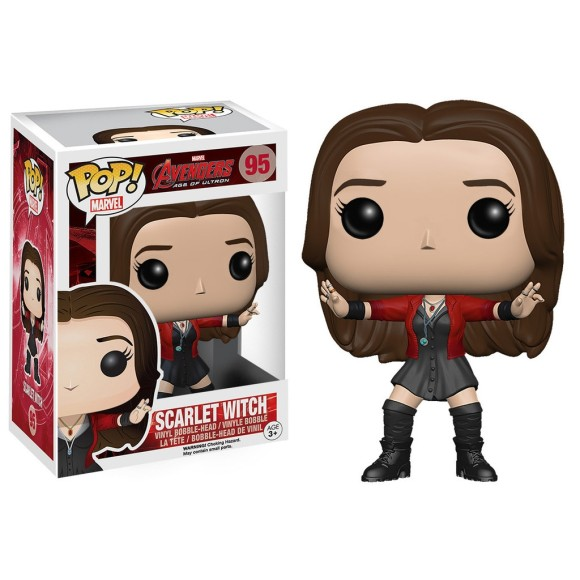 POP SCARLET WITCH AVENGERS 95 - FUNKO