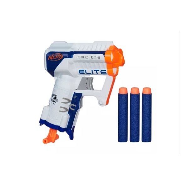 NERF N-STRIKE ELITE TRIAD A3845 - HASBRO