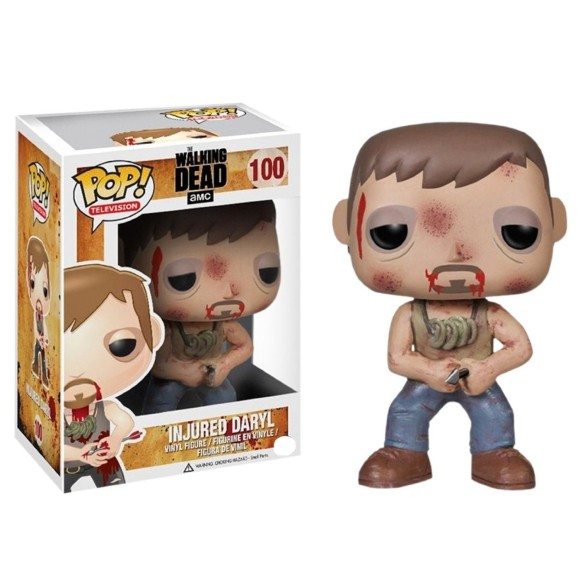 POP INJURED DARYL THE WALKING DEAD 100 - FUNKO