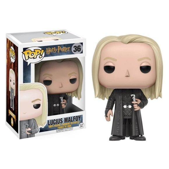 POP LUCIUS MALFOY HARRY POTTER 36 - FUNKO