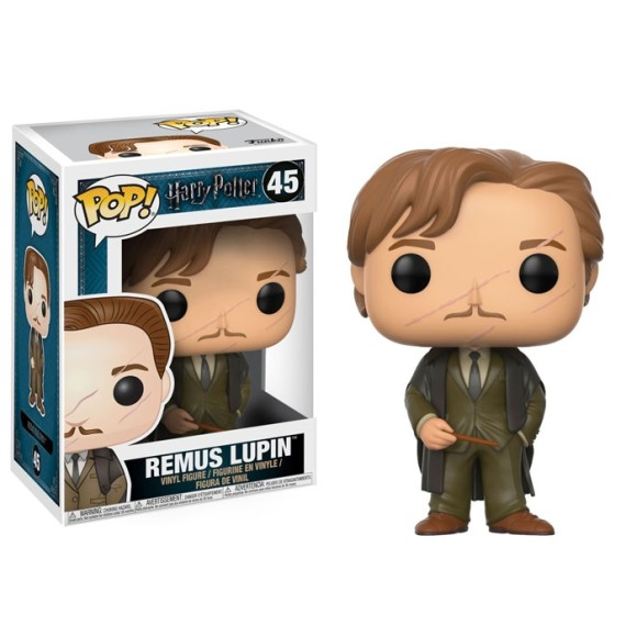 POP REMUS LUPIN HARRY POTTER 45 - FUNKO