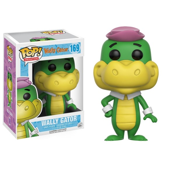 POP WALLY GATOR 169 - FUNKO