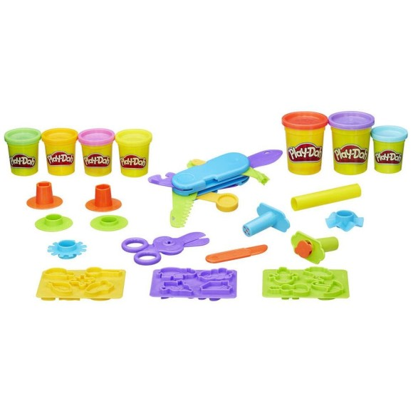 PLAY DOH DI EXCLUSIVO PLAYSET SORTIDO B6768 - HASBRO