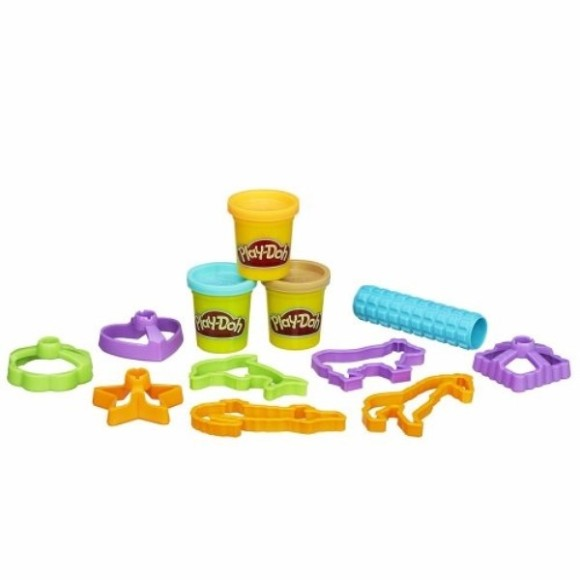 PLAY DOH DI EXCLUSIVO SWEET SHOPPE COOKIES A7656 - HASBRO