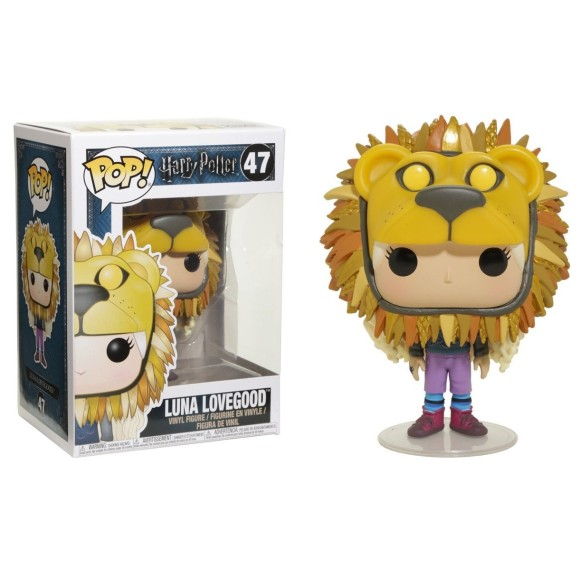 POP LUNA LOVEGOOD HARRY POTTER 47 - FUNKO