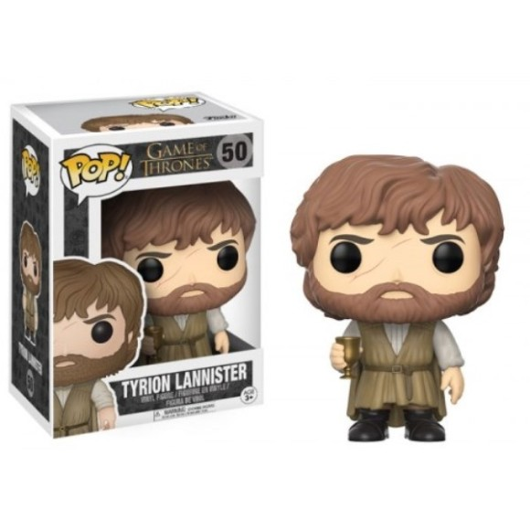 POP TYRION LANNISTER GAME OF THRONES  50 - FUNKO