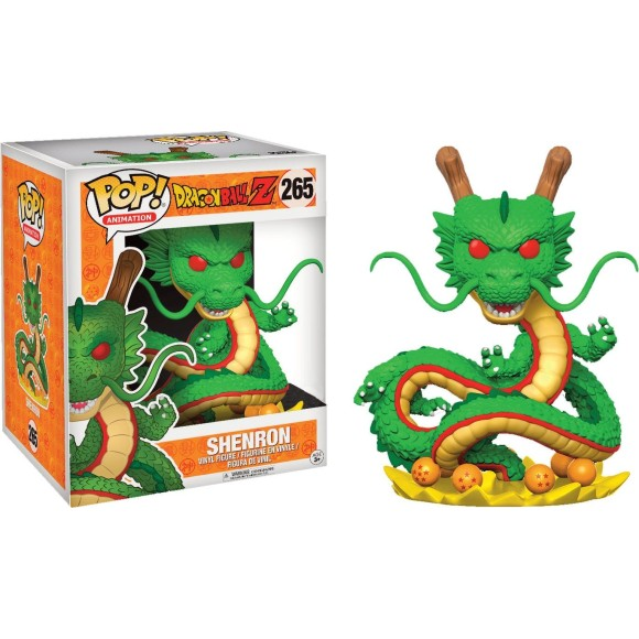 POP SHENRON DRAGON BALL Z 265 - FUNKO