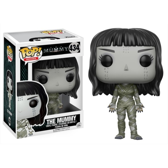 POP THE MUMMY 434 - FUNKO