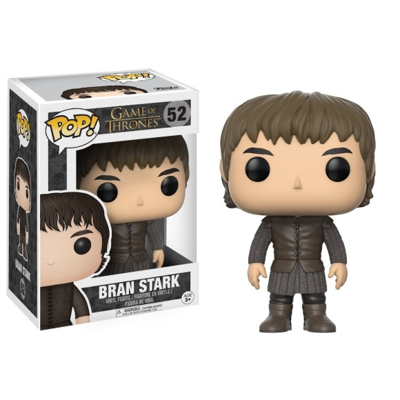 POP BRAN STARK GAME OF THRONES 52 - FUNKO