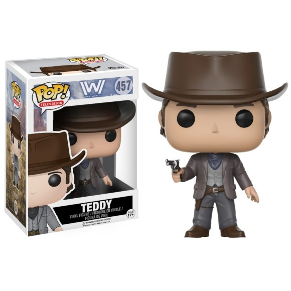 POP TEDDY WESTWORLD 457 - FUNKO