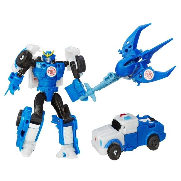 BONECO TRANSFORMERS MINICON BATTLE B4713 - HASBRO 10CM