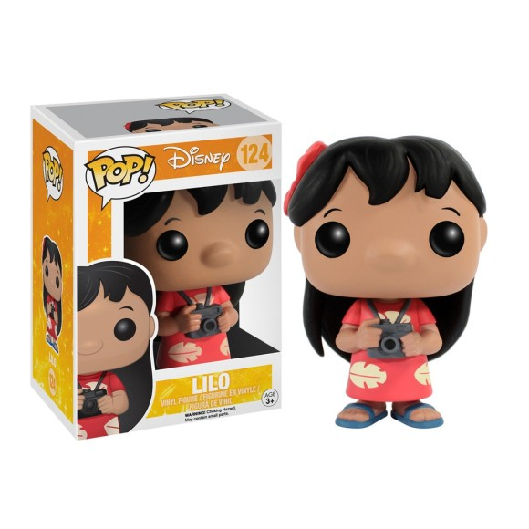 POP LILO DISNEY (LILO E STITCH) 124 - FUNKO
