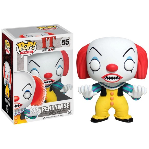 POP PENNYWISE IT THE MOVIE 55 - FUNKO