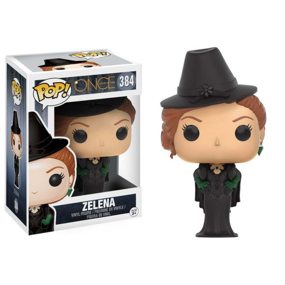 POP ZELENA ONCE UPON A TIME 384 - FUNKO