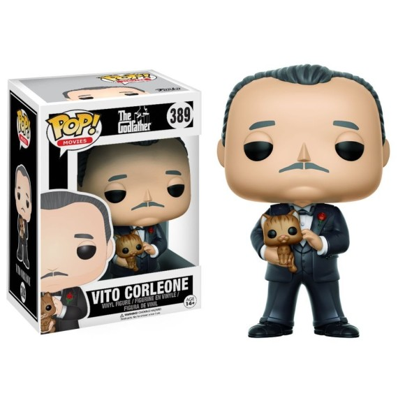 POP VITO CORLEONE THE GOODFATHER 389 - FUNKO