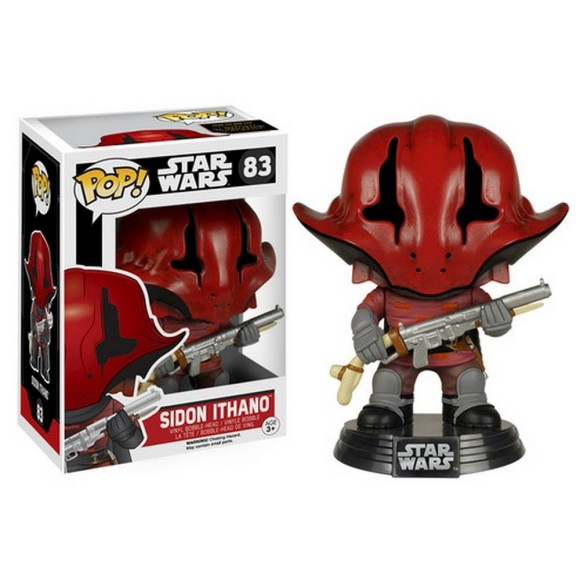 POP SIDON ITHANO STAR WARS 83 - FUNKO