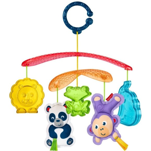 MOBILE MEUS BICHINHOS DE PENDURAR DYW54 - FISHER PRICE