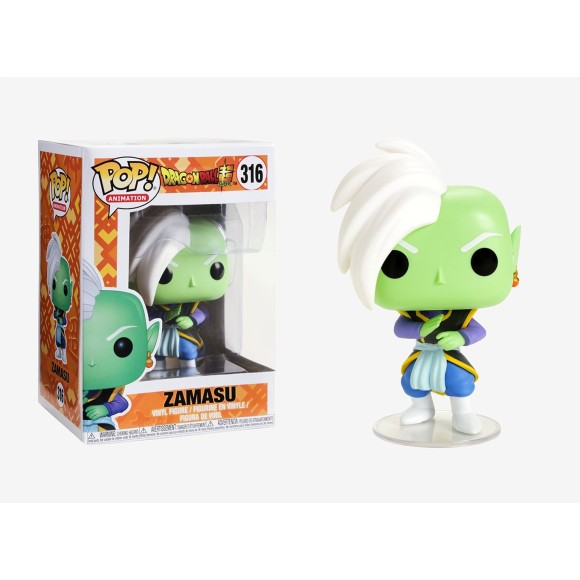 POP ZAMASU DRAGON BALL SUPER 316 - FUNKO
