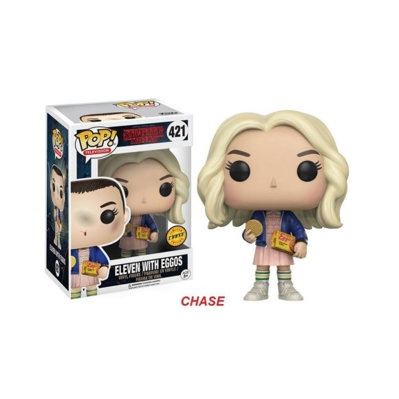 POP ELEVEN WITH EGGOS CHASE STRANGER THINGS 421 - FUNKO