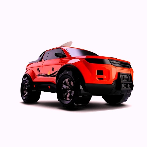 CARRO PICK-UP FORCE SURFING 990 - ROMA 41CM