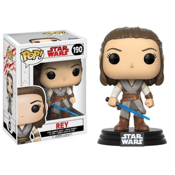 POP REY STAR WARS 190 - FUNKO