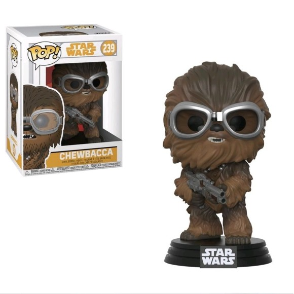 POP CHEWBACCA STAR WARS 239 - FUNKO