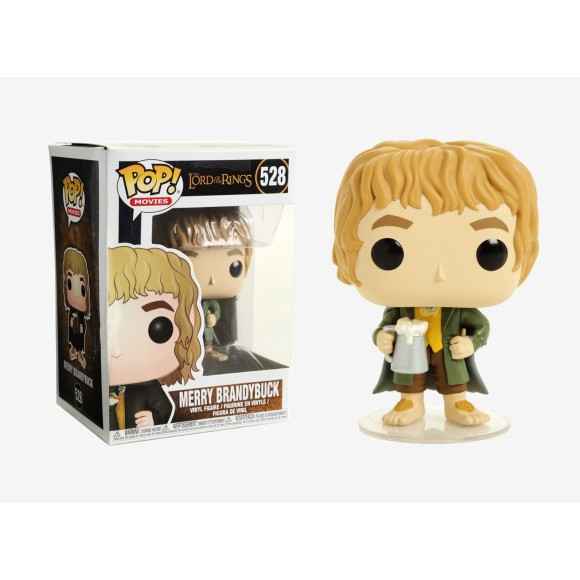 POP MERRY BRANDYBUCK THE LORD OF THE RINGS 528 - FUNKO